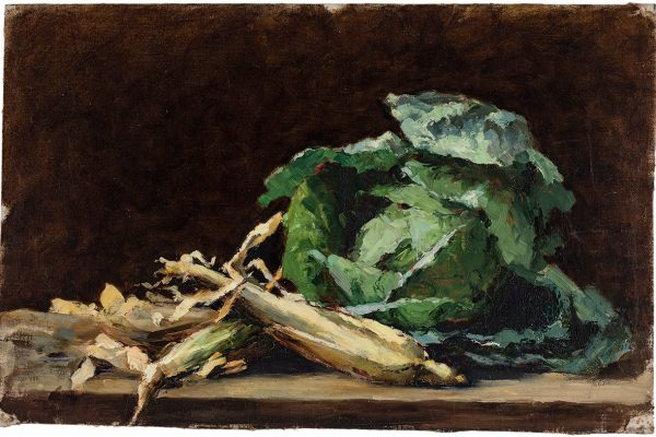 Cabbage and Corn, by Ethel Ogden