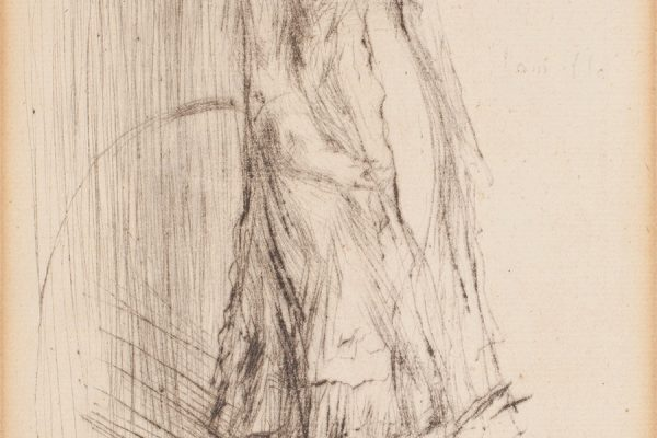 I am Flo, by James A. M. Whistler