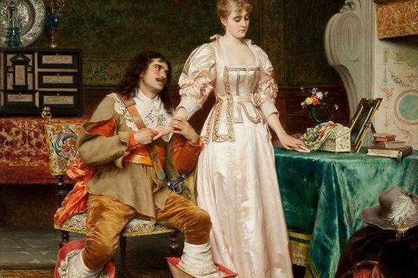 The Proposal, by Tito Conti