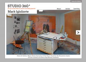 Studio 360 Owens Art Gallery Sackville NB