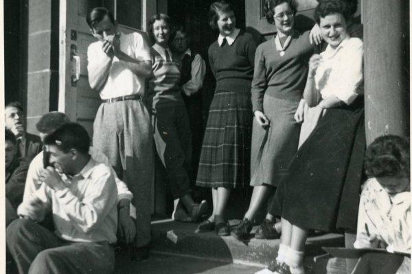 Mount Allison Students 1951