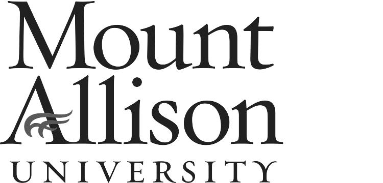 Mount Allison University wordmark